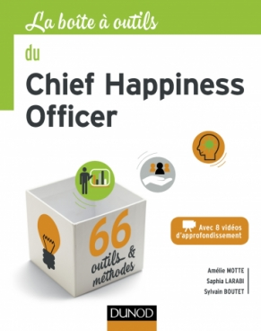 La boîte à outils du Chief Happiness Officer