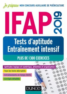 IFAP 2019 Tests d'aptitude - Entraînement intensif