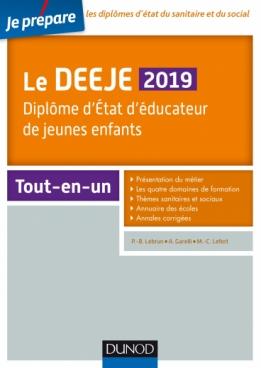 Le DEEJE 2019 - Diplôme d'État d'éducateur de jeunes enfants