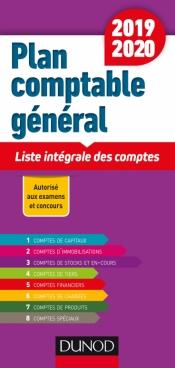 Plan comptable général 2019/2020