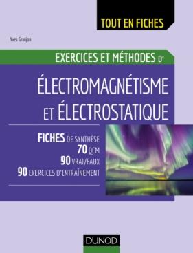 Electromagnétisme et électrostatique