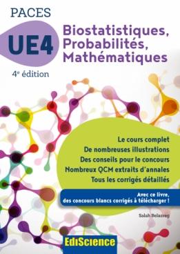 PACES UE 4 Biostatistiques Probabilités Mathématiques