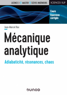 Mécanique analytique