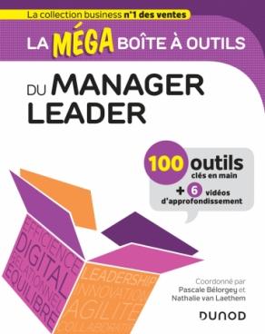 La MEGA boîte à outils du manager leader