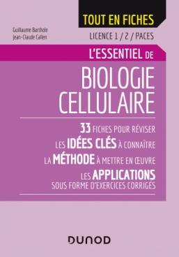 Biologie cellulaire - Licence 1/2/PACES