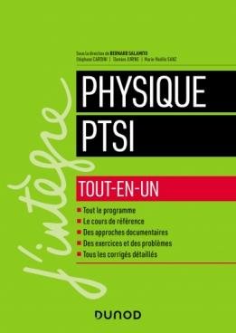 Physique tout-en-un PTSI