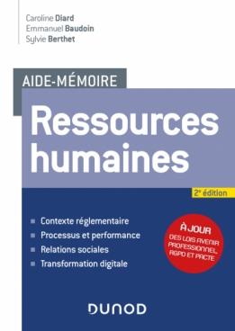 Aide-mémoire - Ressources humaines