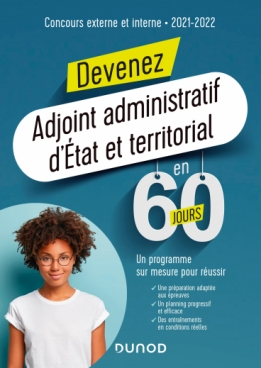 Devenez Adjoint administratif d'État et territorial en 60 jours