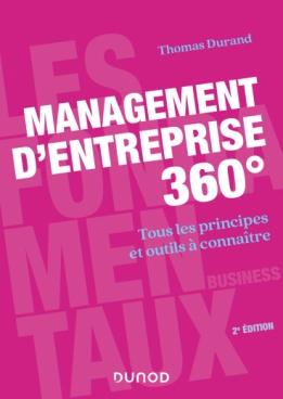 Management d'entreprise 360°