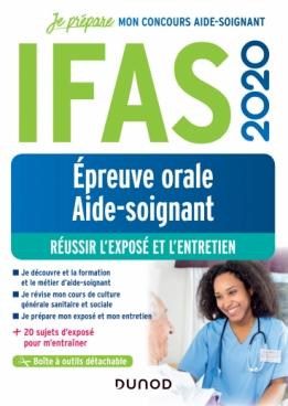 IFAS 2020 - Epreuve orale concours aide-soignant
