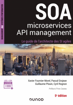 SOA, microservices, API management
