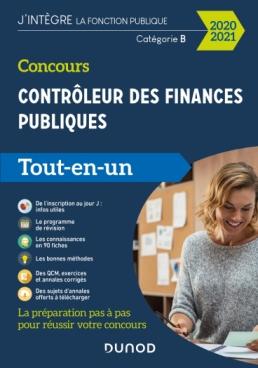 Concours Contrôleur des finances publiques - 2020-2021
