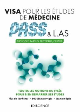 Visa pour les études de médecine PASS et L.AS