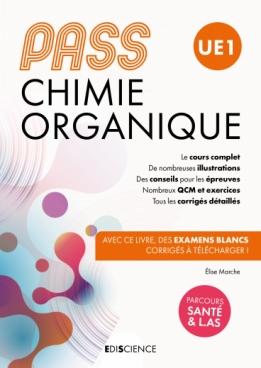 PASS UE 1 Chimie organique