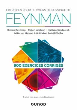 Exercices pour le cours de physique de Feynman