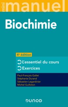 Mini Manuel - Biochimie