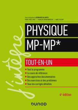Physique MP-MP* Tout-en-un