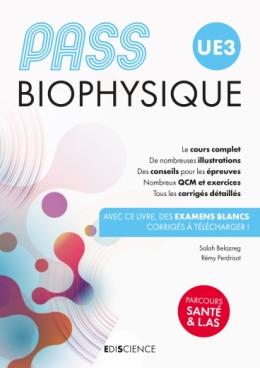 PASS UE3 Biophysique