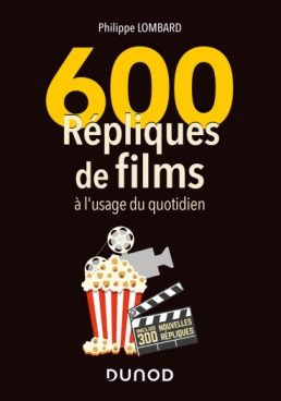 600 répliques de films à l'usage du quotidien