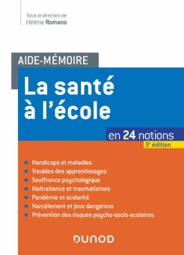 Aide-mémoire - La santé à l'école