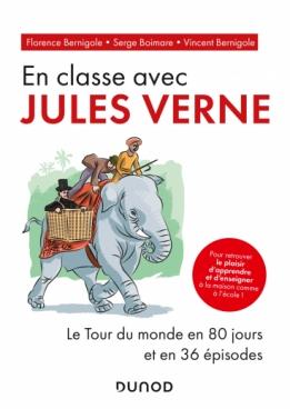 En classe avec Jules Verne