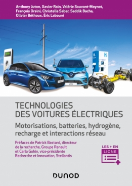 Technologie des voitures électriques