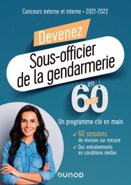 Devenez Sous-officier de la gendarmerie en 60 jours