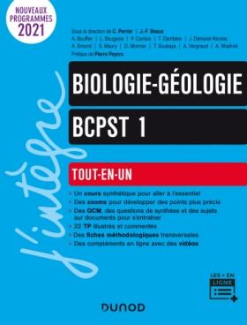 Biologie-Géologie tout-en-un BCPST 1re année