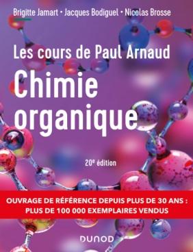 Les cours de Paul Arnaud - Cours de Chimie organique