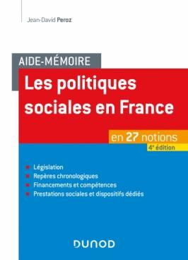 Aide-mémoire - Les politiques sociales en France