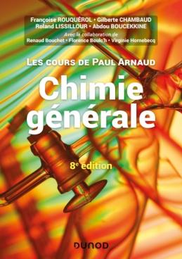 Les cours de Paul Arnaud - Chimie générale