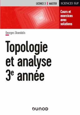 Topologie et analyse