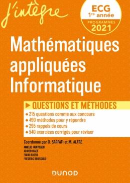 ECG 1 - Mathématiques appliquées