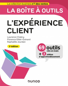 La boîte à outils de l'expérience client