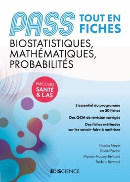 PASS Biostatistiques, Mathématiques, Probabilités