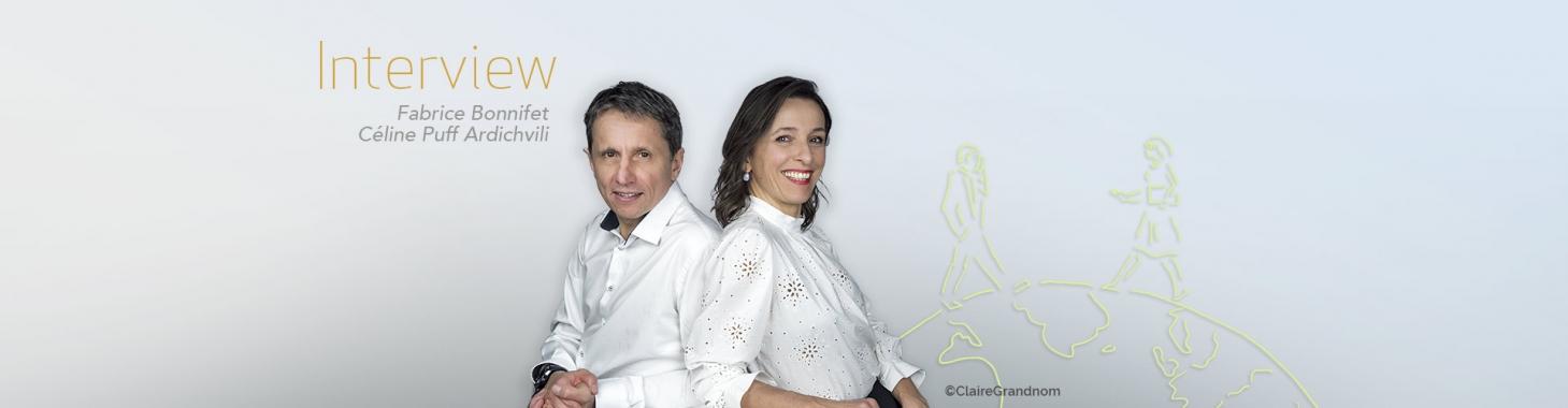 L'entreprise contributive Interview Fabrice Bonnifet, Céline Puff Ardichvili