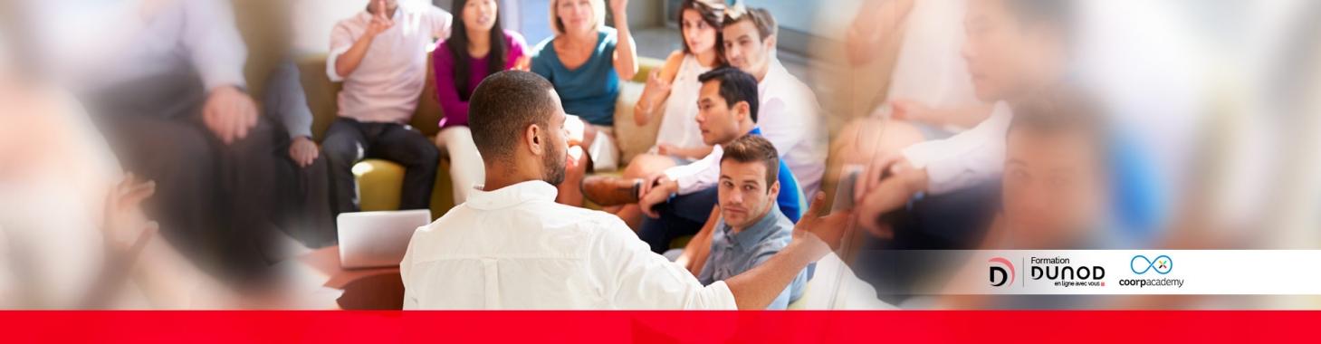 Formation digitale - Réussir vos réunions