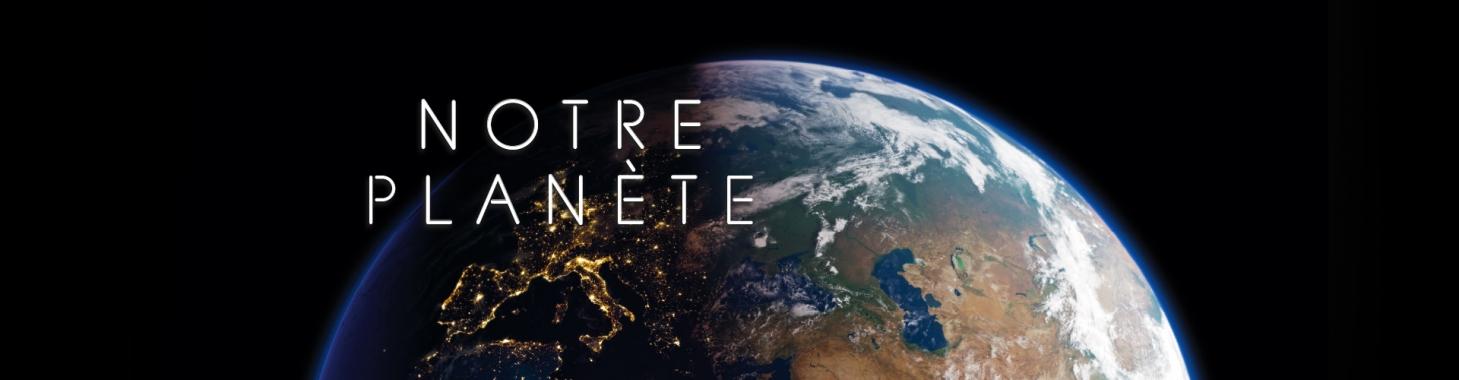 Notre planète : le livre compagnon de la série événement NETFLIX