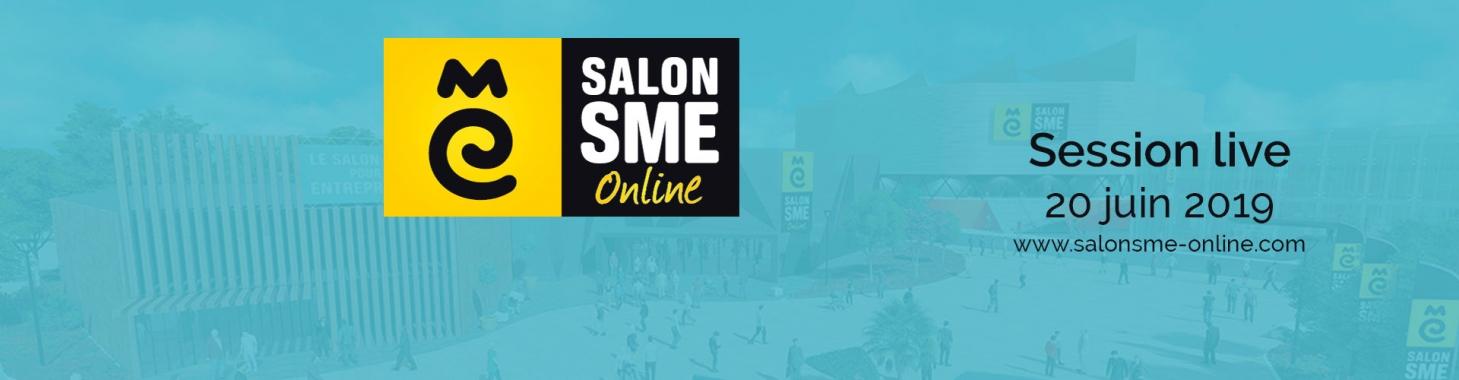 SME Online, le salon virtuel pour les entrepreneurs