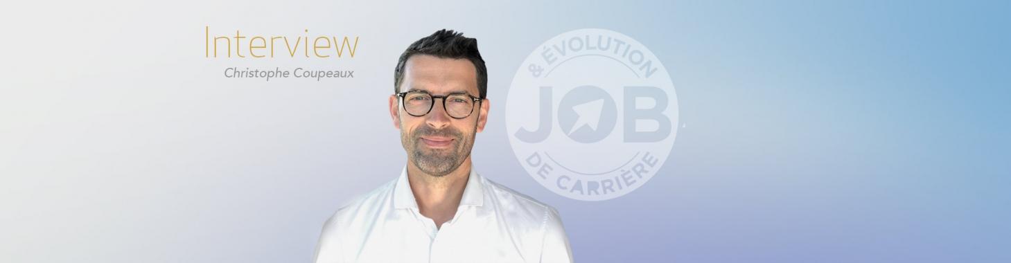 Trouver un emploi grâce à LinkedIn  Interview de Christophe Coupeaux