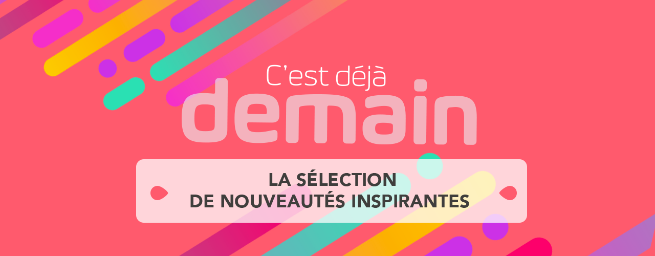 C'est déjà demain - #innovation #technologie #digital #disruption #data