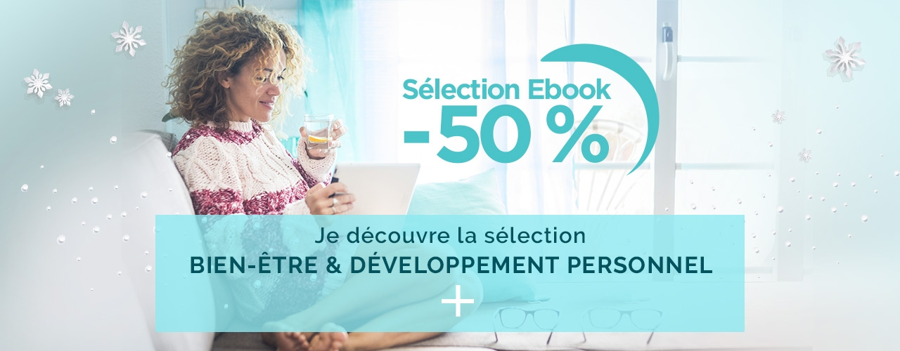 Selection Bien etre Dunod - Ebook -50% - Noel 2020