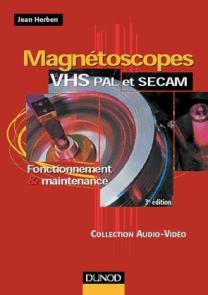 Magnétoscopes VHS PAL et SECAM