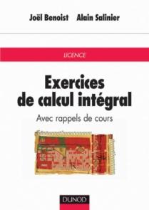 Exercices de calcul intégral