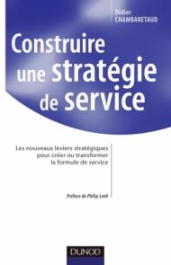 Construire une stratégie de service