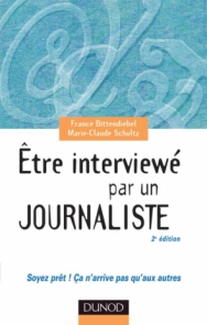 Etre interviewé par un journaliste