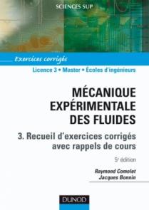 Mécanique expérimentale des fluides