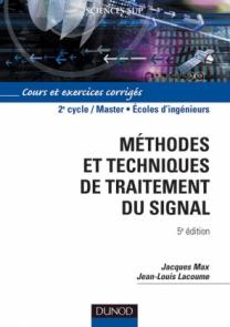 Méthodes et techniques de traitement du signal