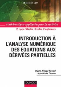 Introduction à l'analyse numérique des équations aux dérivées partielles
