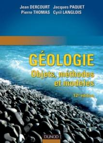 Géologie : objets, méthodes et modèles